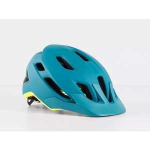 Women's Quantum MIPS MTB Helmet - Teal/Volt