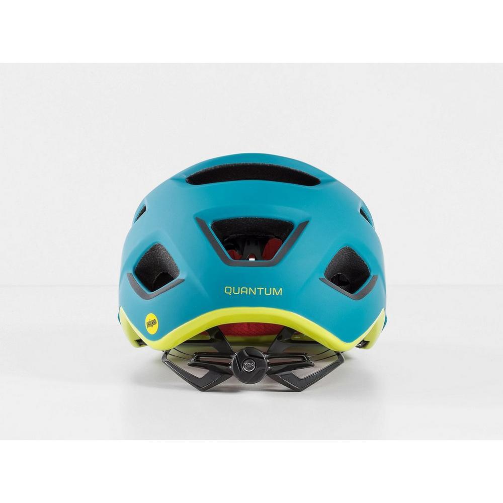 Bontrager Women's Quantum MIPS MTB Helmet - Teal/Volt