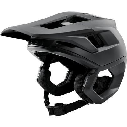 Fox Dropframe Pro MTB Helmet - Black