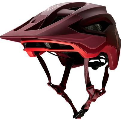 Fox Speedframe MTB Helmet - Red