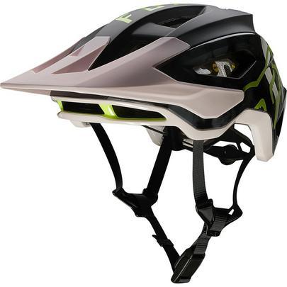 Fox Speedframe Pro MTB Helmet - Black/Pink