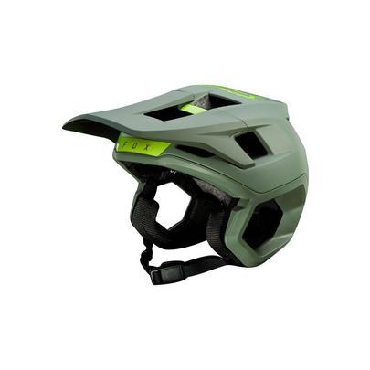 Fox Dropframe Pro MTB Helmet - Pine Green