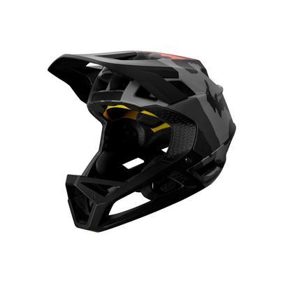 Fox Proframe MTB Helmet - Black Camo