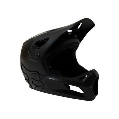 Fox Youth Rampage Helmet - Black
