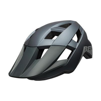 Bell Junior Youth Spark Helmet - Matte/Gloss Grey