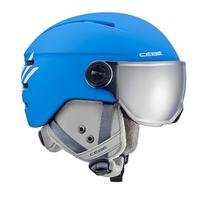 Fireball Junior Visor Ski Helmet