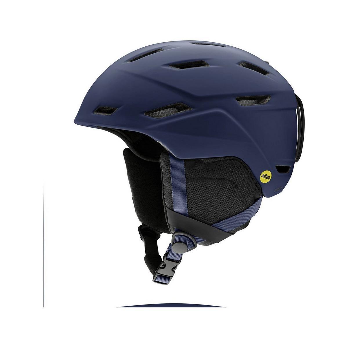 Smith Optics Men's Mission Helmet - Blue