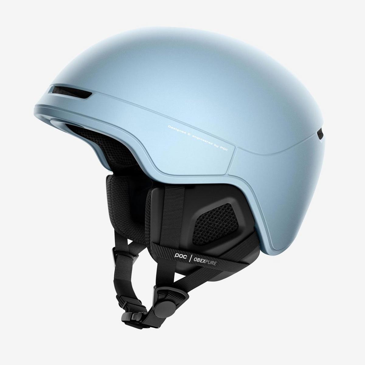 Poc Ski Helmet Obex Pure Dark Kyanite Blue