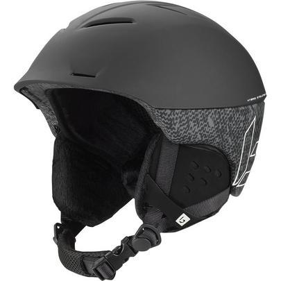 Bolle Men's Synergy Ski Helmet 2020 - Matte Black