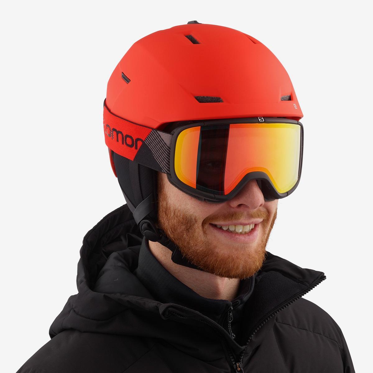 Salomon Pioneer LT Helmet - Beluga