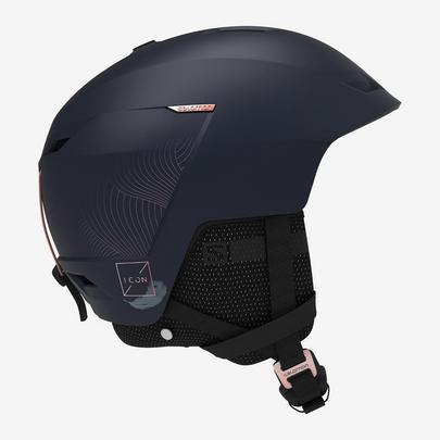 Salomon Women's Icon LT CA Helmet - Wysteria Navy