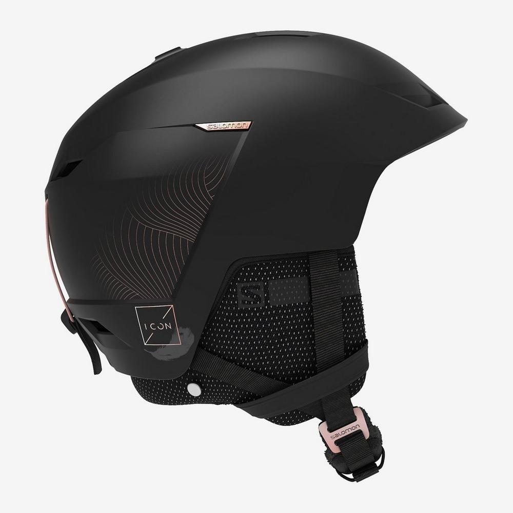 Salomon Women's Icon LT CA Helmet - Black