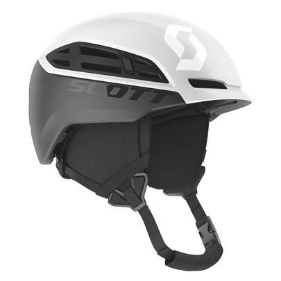 Scott Couloir Mountain Helmet - White/Black