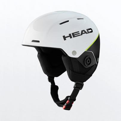 Head Team SL Helmet - White / Black
