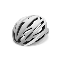 Syntax MIPS Road Cycling Helmet - White/Silver