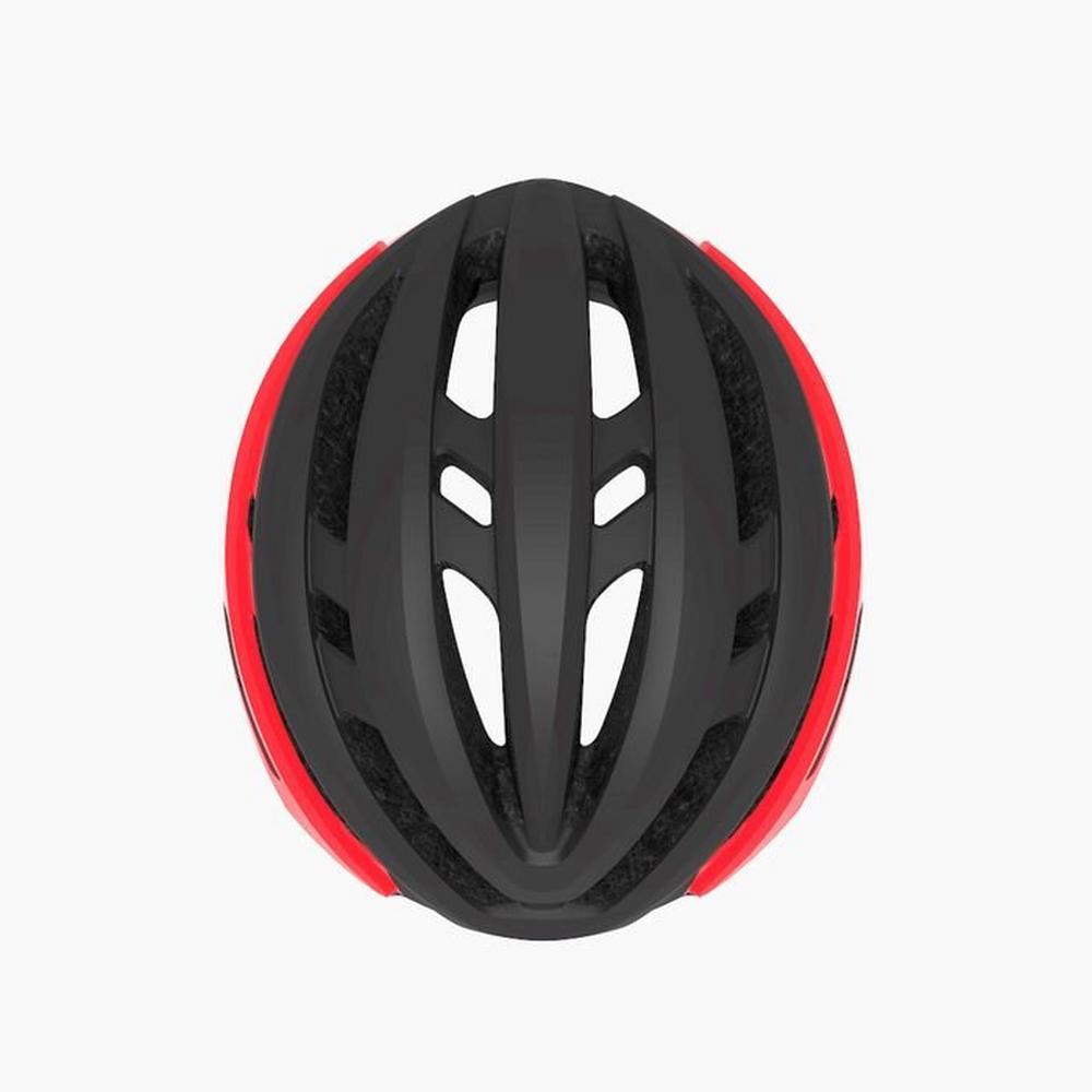 Giro Agilis MIPS Road Cycling Helmet - Matt Black/Bright Red
