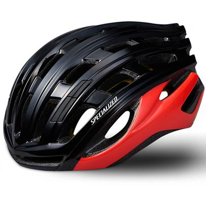 Specialized Propero III ANGi Road Helmet - Black/Red