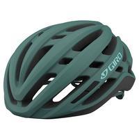 Women's Agilis Road Cycling Helmet - Matt Grey Green