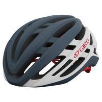 Agilis MIPS Road Cycling Helmet - Portaro Grey White Red