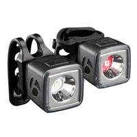 Ion 100 R & Flare R Front and Rear Bike Light Set