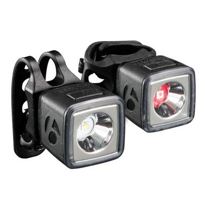 Bontrager Ion 100 R & Flare R Front and Rear Bike Light Set