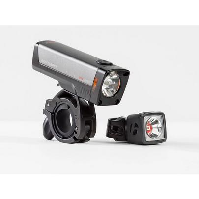 Bontrager Ion Elite R & Flare R Front and Rear Bike Light Set
