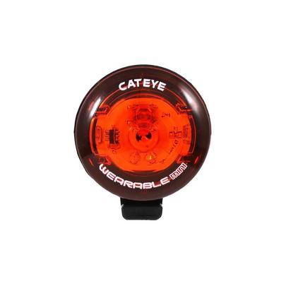 Cateye Wearable Mini Rear Bike Light