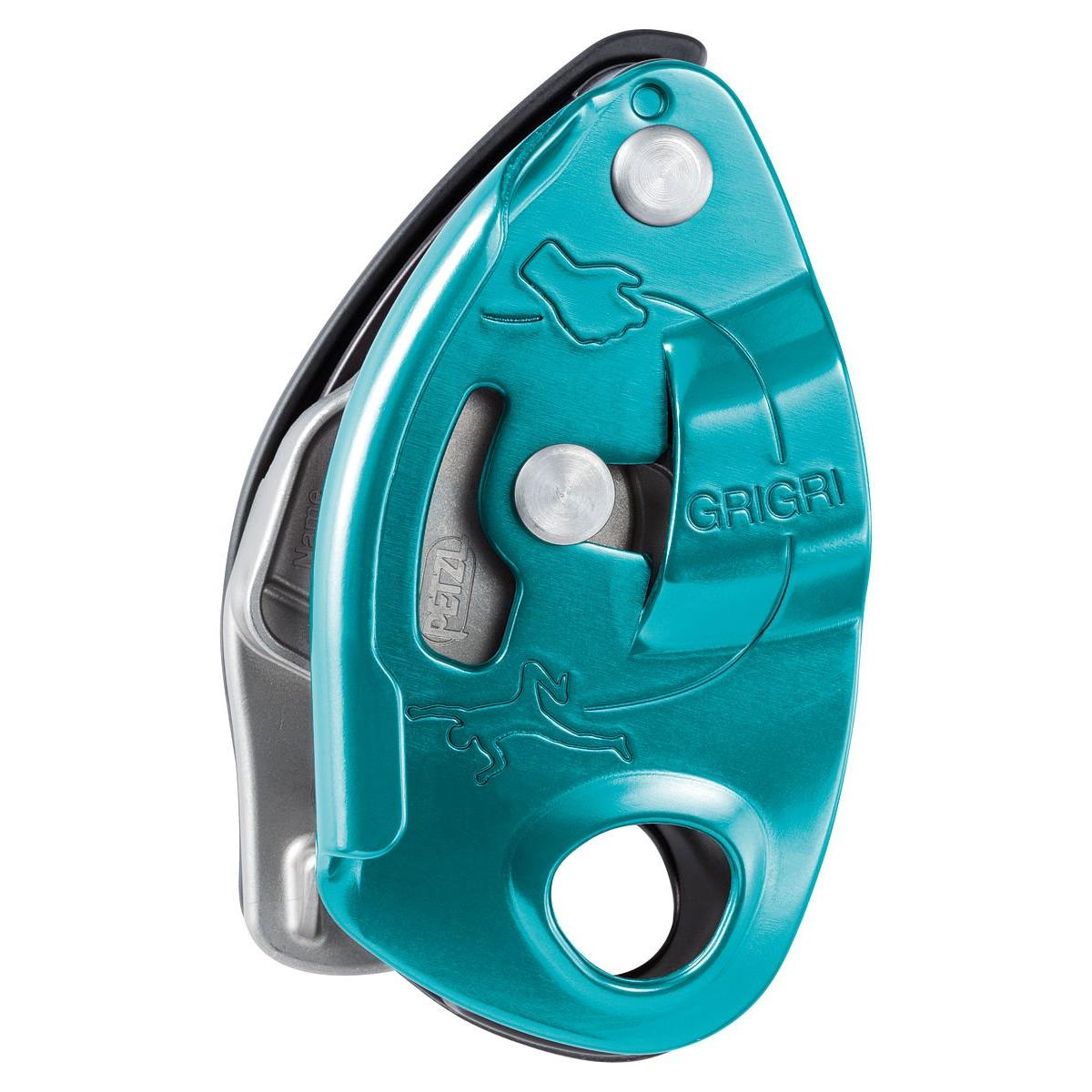 Petzl Charlet Petzl GriGri Belay Device - Blue