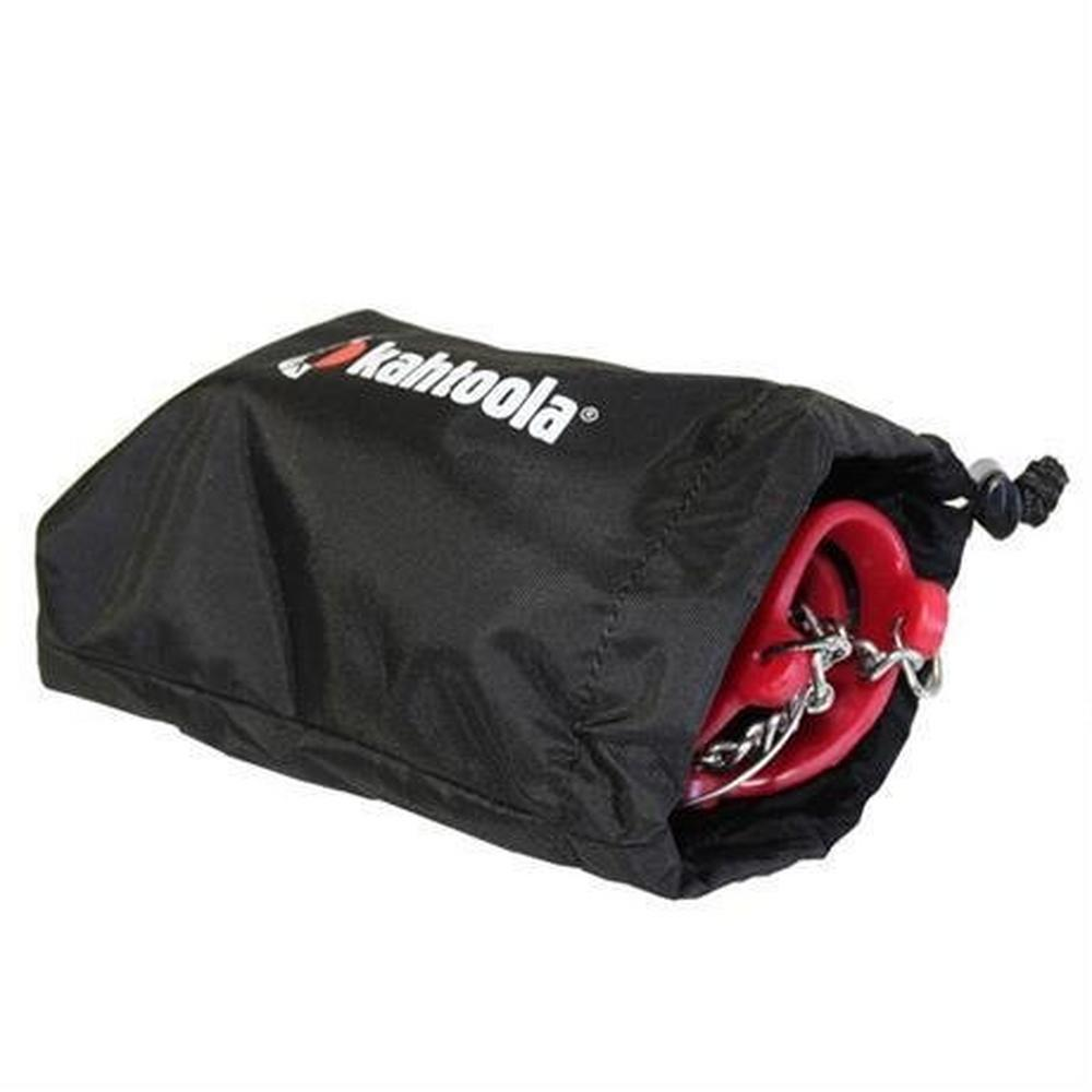 Kahtoola MICROspikes® including Tote Sack Red