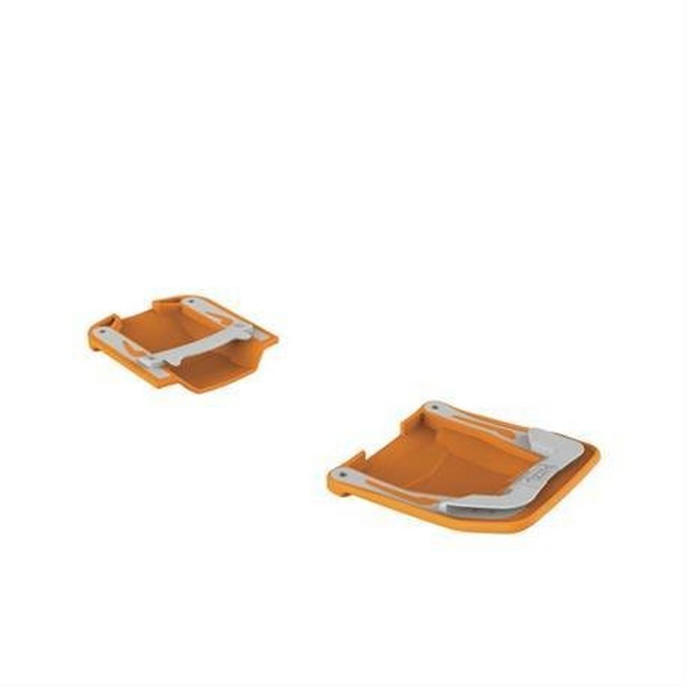 Petzl Charlet Petzl Crampons Spare/Accessory: Antisnow Antiballing Plates for Irvis