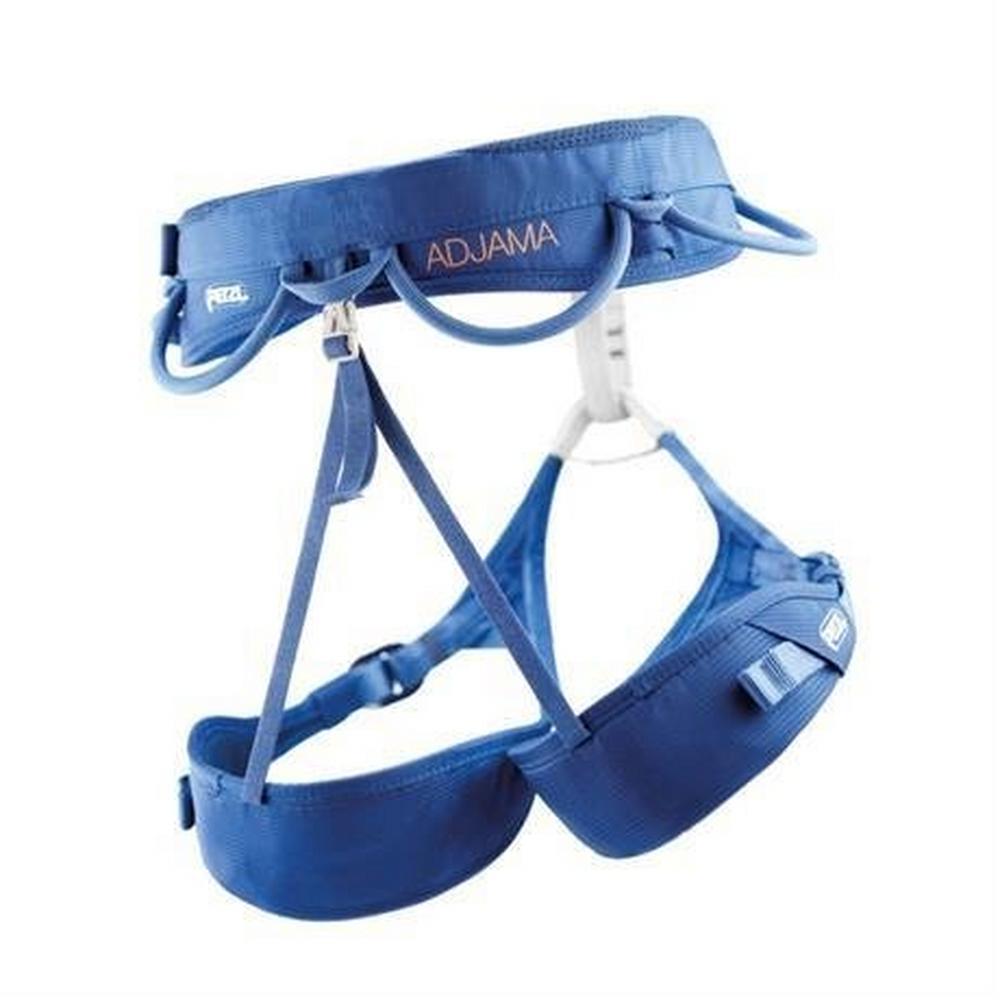 Petzl Charlet Petzl Climbing Harness Men's Adjama Blue