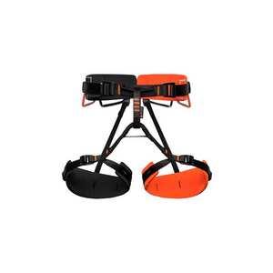 4 Slide Harness - Black / Orange