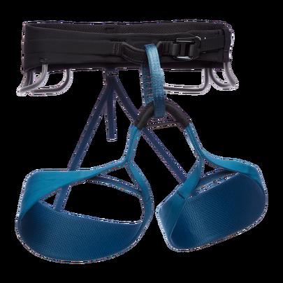 Black Diamond Equipment Men's Solution Harness - Astral Blue