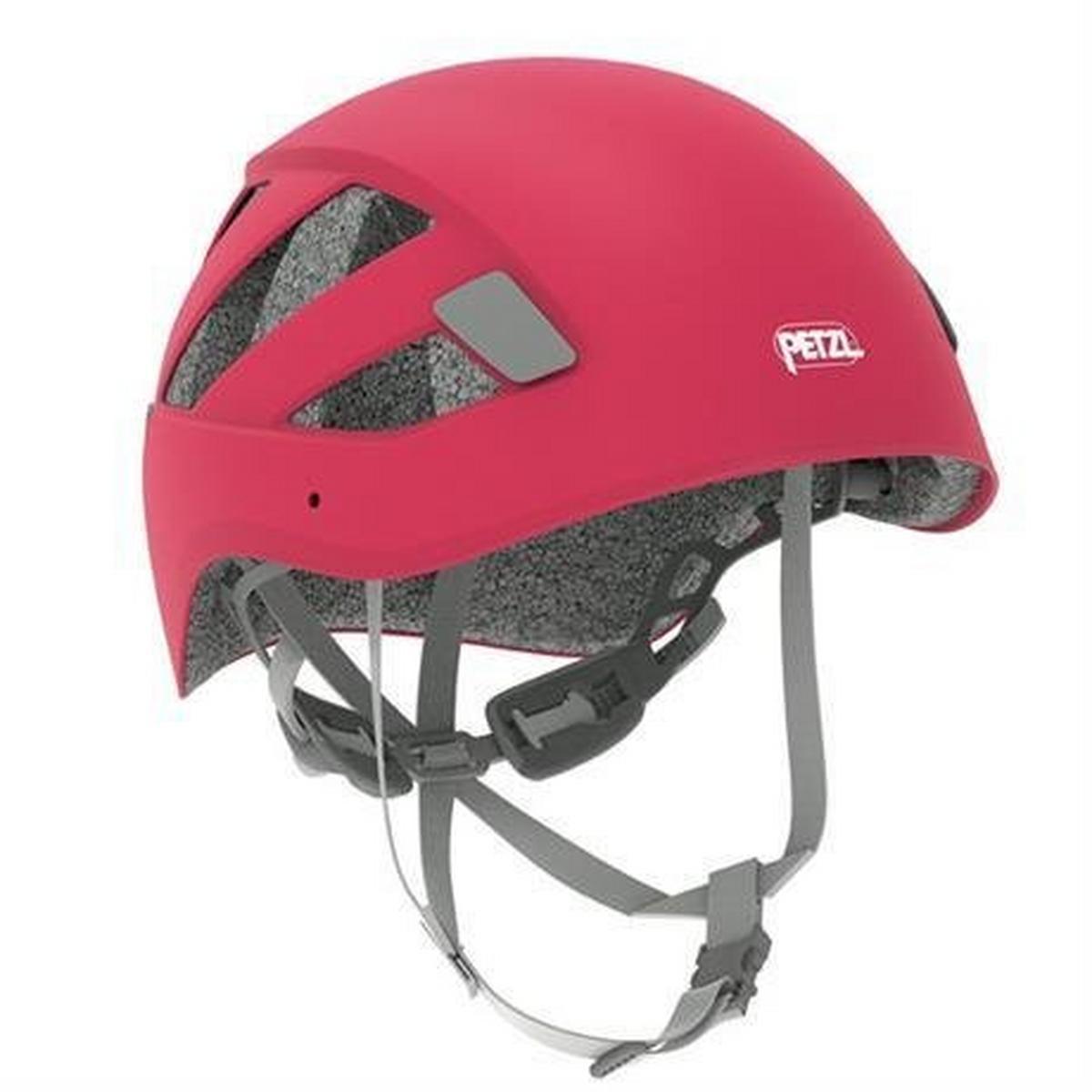Petzl Charlet Petzl Climbing Helmet Boreo Raspberry