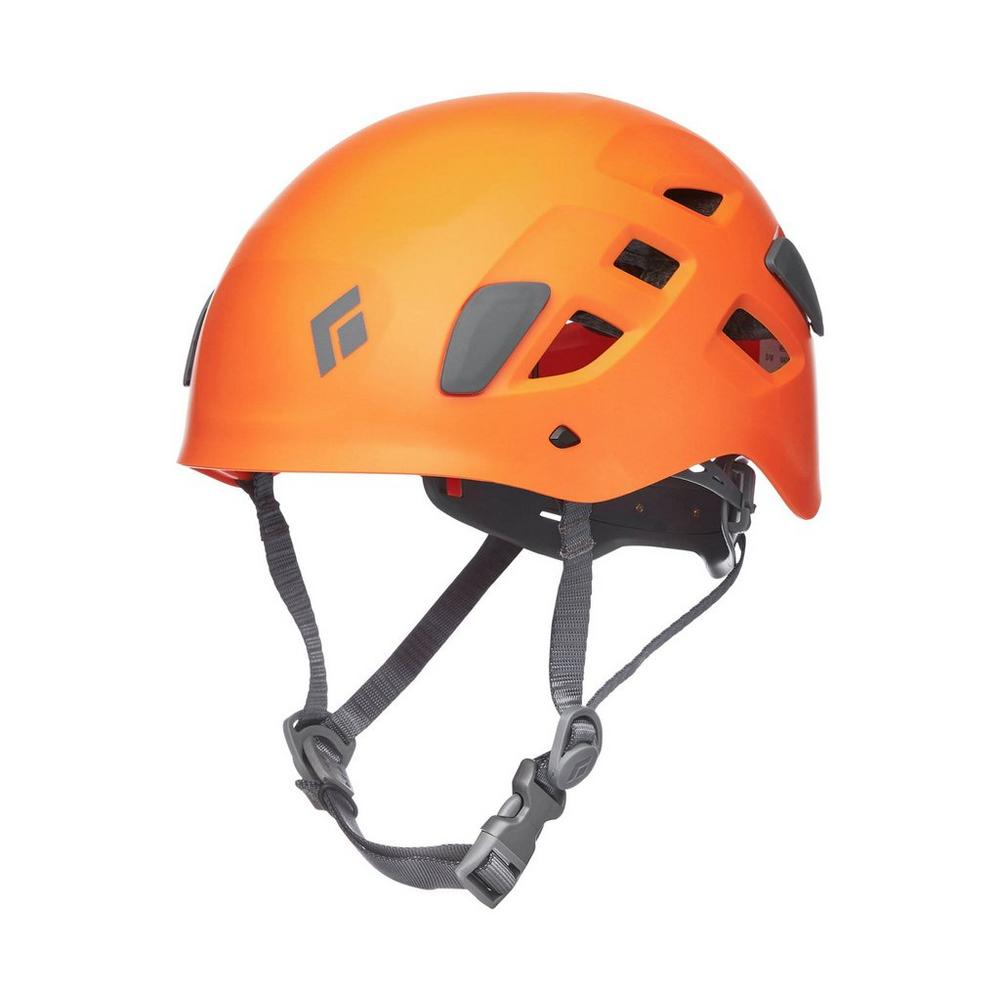 Black Diamond Equipment Black Diamond Climbing Helmet Half Dome Orange