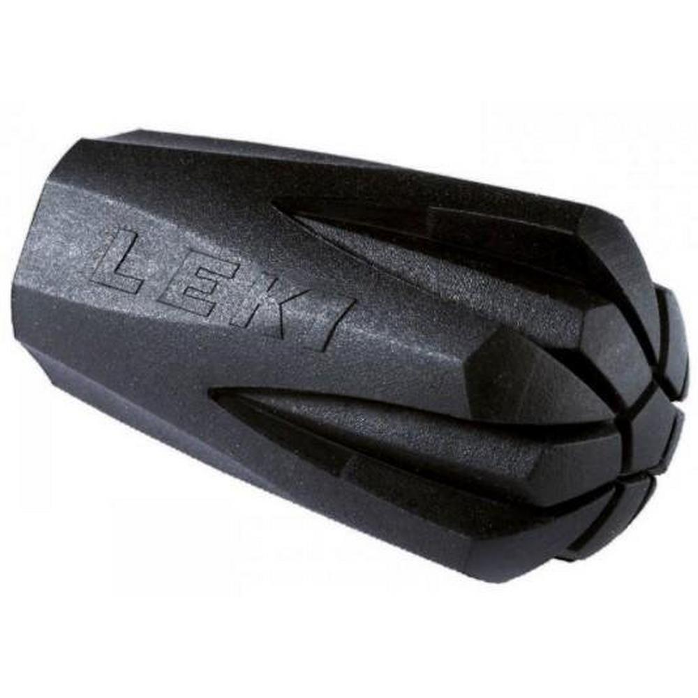 Leki Rubber Tip (Pair) - Black