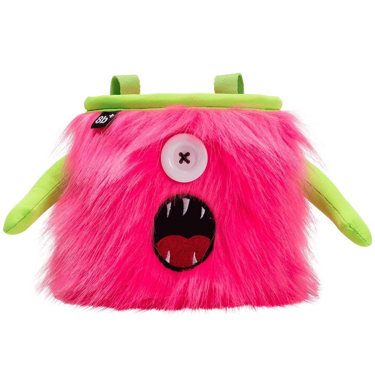 8bplus Kelly Pink Monster Chalk Bag