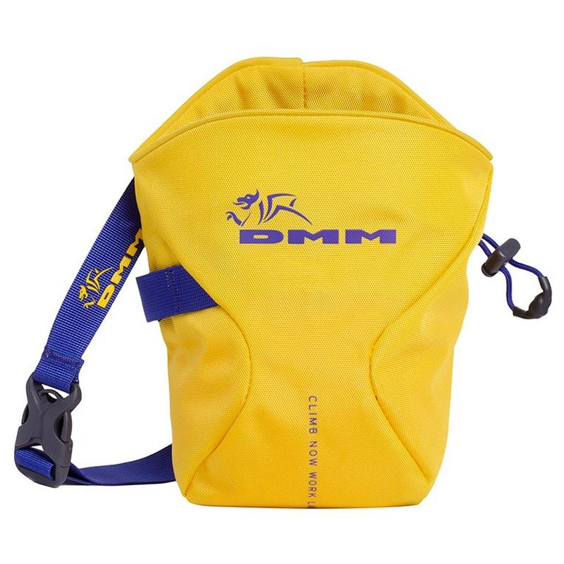 Traction Chalk Bag - Yellow