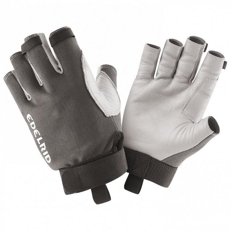 Work Glove Open - Black