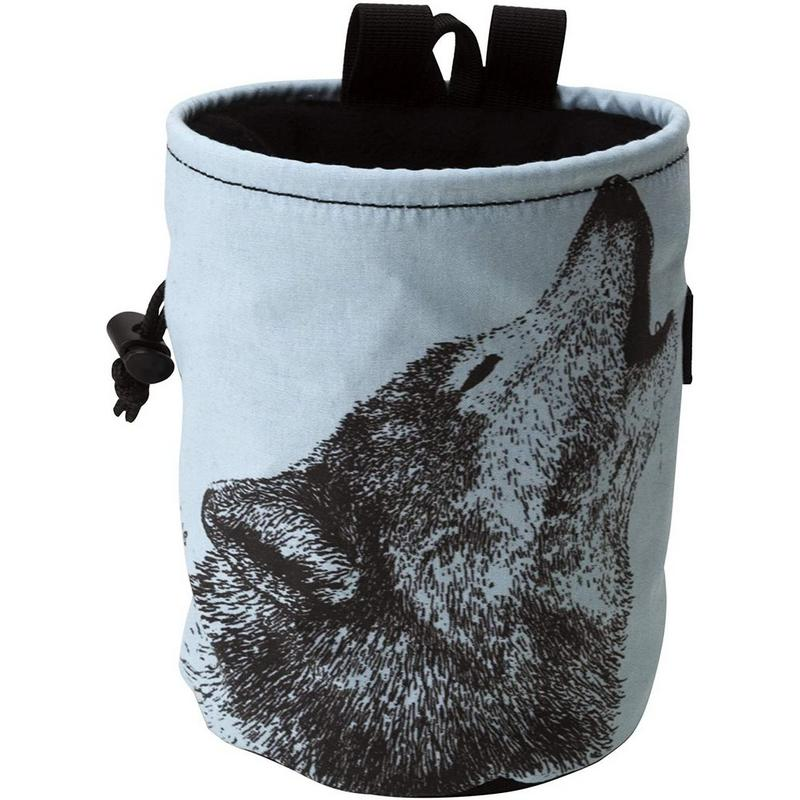 Wolf Chalk Bag