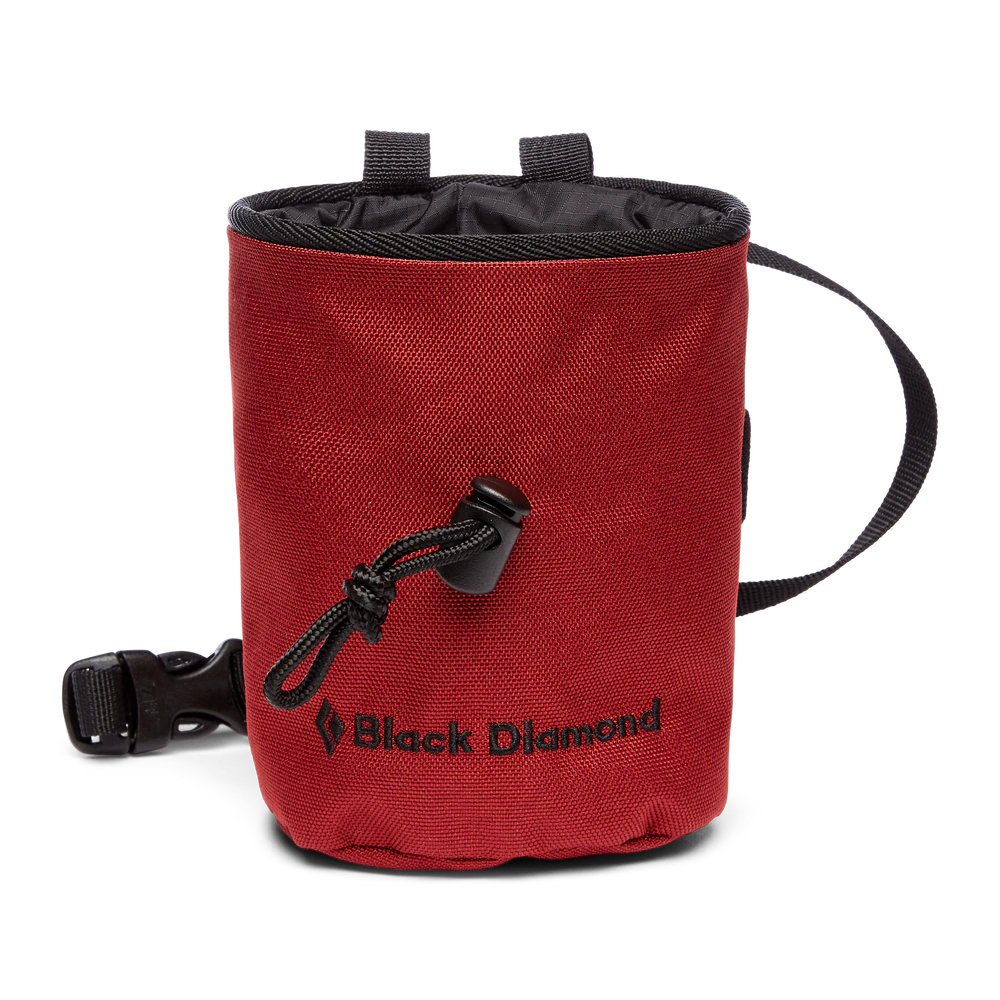 Black Diamond Equipment Mojo Chalk Bag - Dark Crimson
