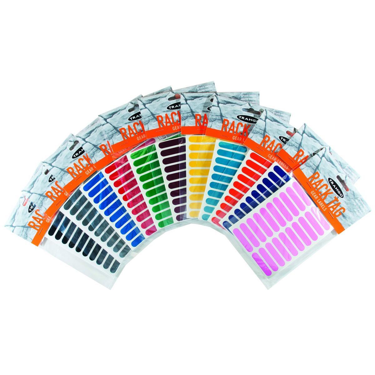Trango Rack Tags - Orange Only