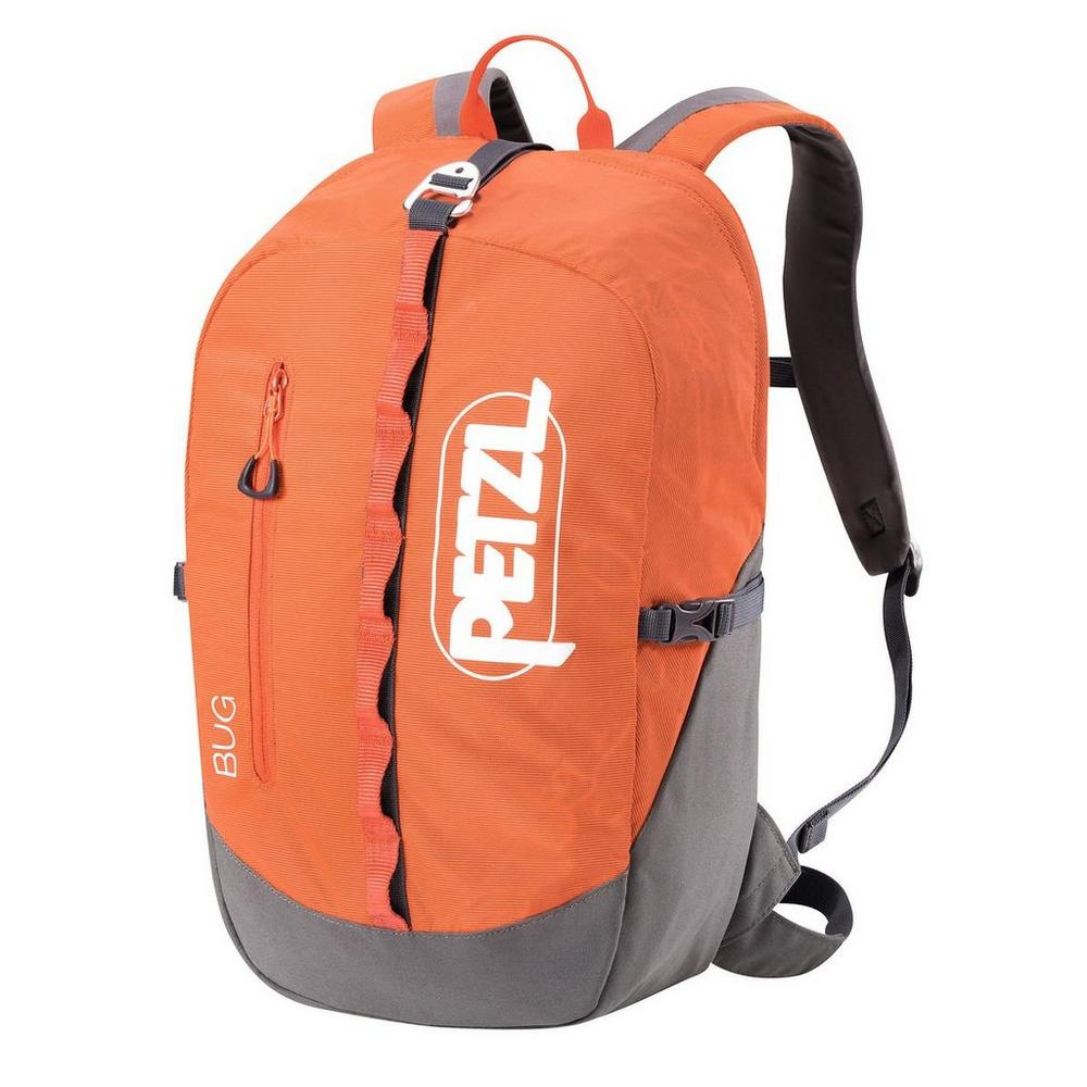 Petzl Charlet Bug Climbing Backpack - Red