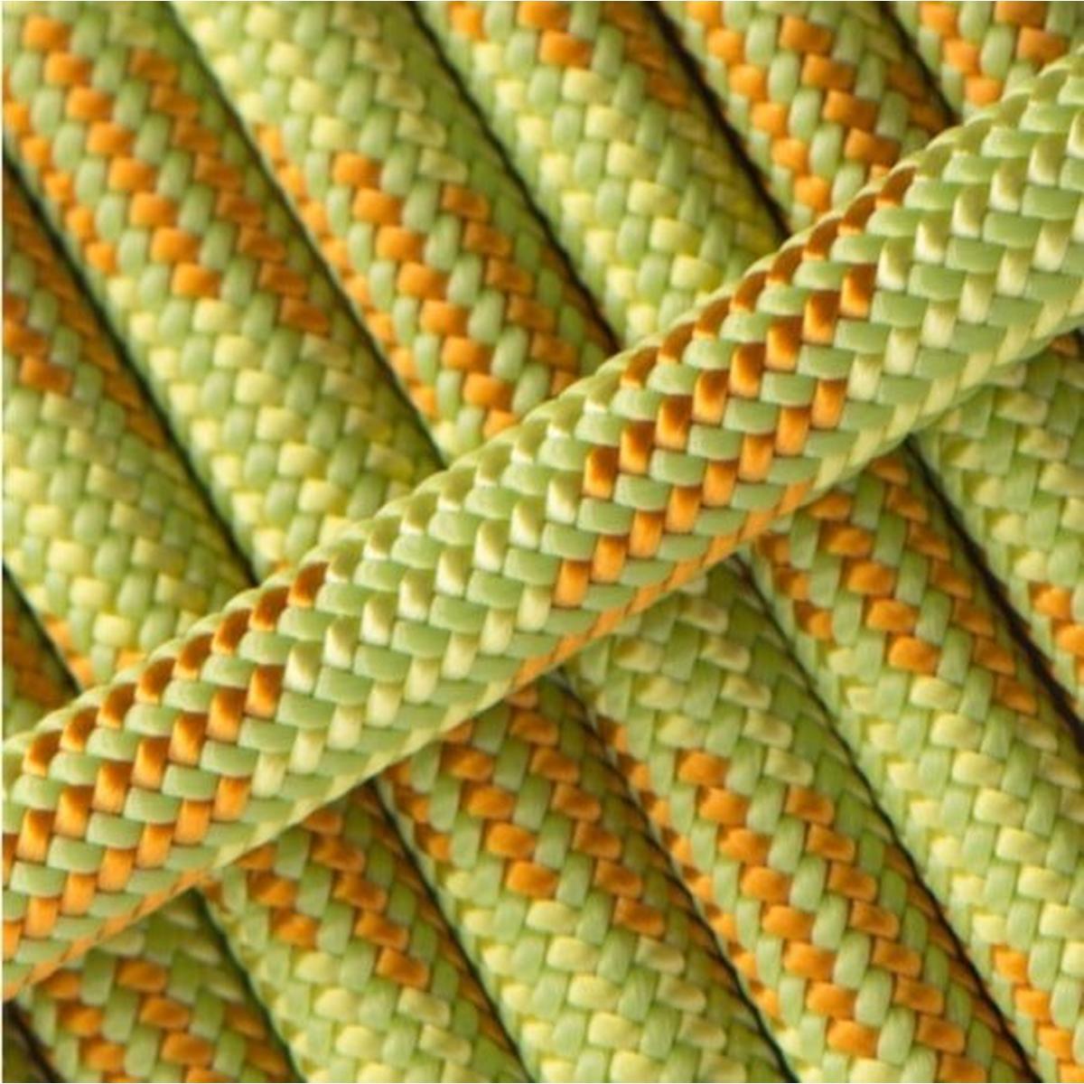 Edelrid Men's Edelrid Powerloc Expert SP 8mm - Yellow