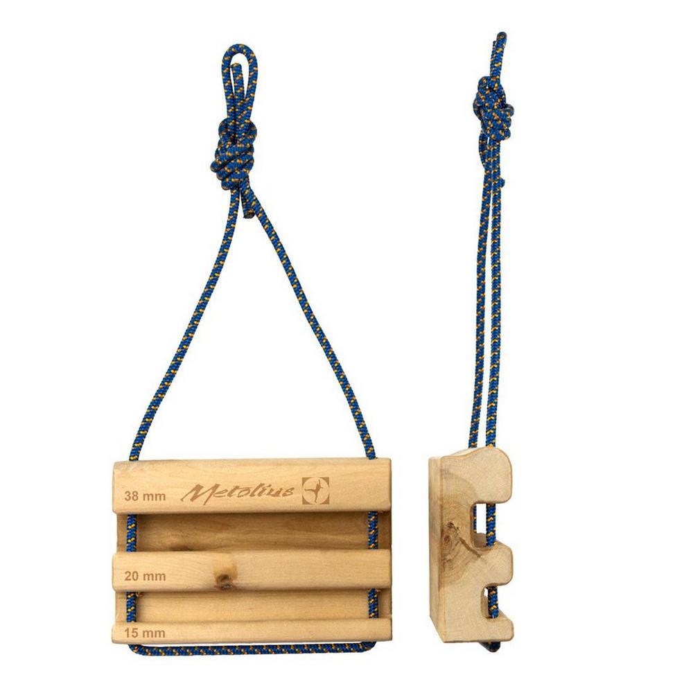 Metolius Wooden Rock Rings 2 Pack