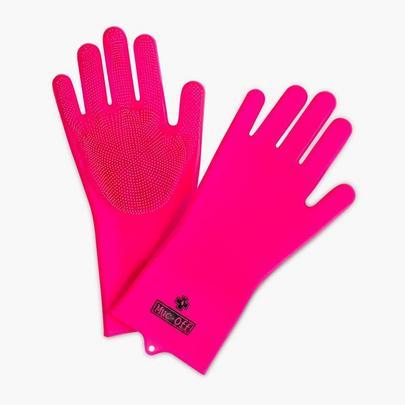 Muc Off Deep Scrubber Gloves