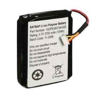 GPS Spare/Accessory: LiPol Rechargeable Battery