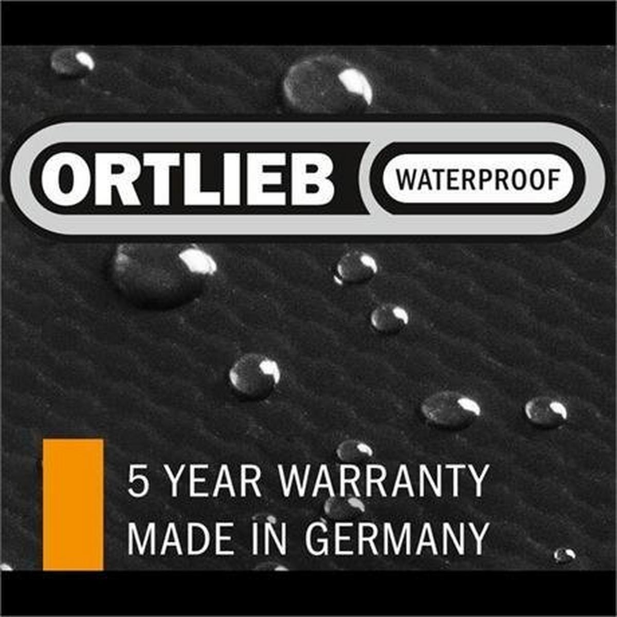 Ortlieb Waterproof Document Case A4 - Clear