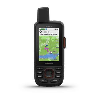 GPS MAP 66i (unit + TopoActive Europe mapping)