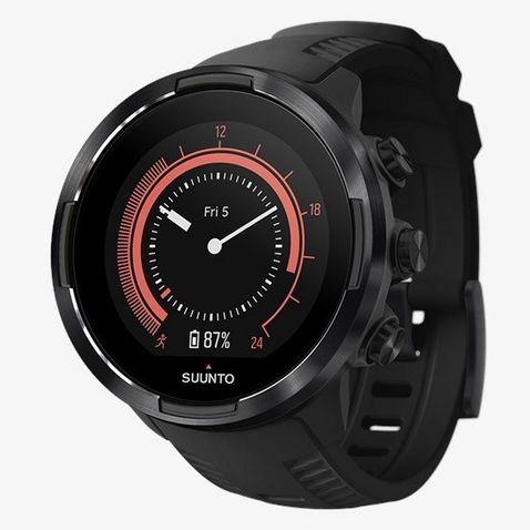 03cb1e2a280fd2 Black Suunto 9 Baro Multisport GPS Watch ...